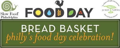 Breadbasket, a food day celebration