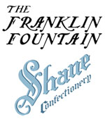 The Franklin Fountain and Shane Confectionery