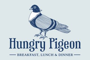 Hungry Pigeon